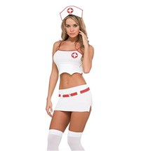 Naughty Nurse Uniform at BetterSex.com