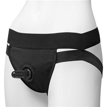 Vac-U-Lock Panty Harness Dual