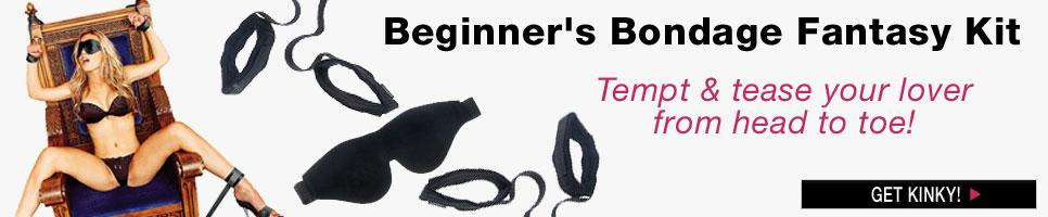 Beginner's Bondage Fantasy Kit