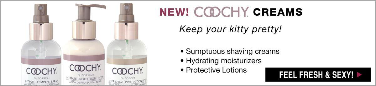 NEW! Coochy Creams