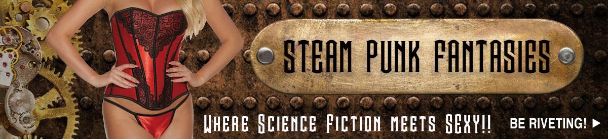 Steam Punk Fantasies