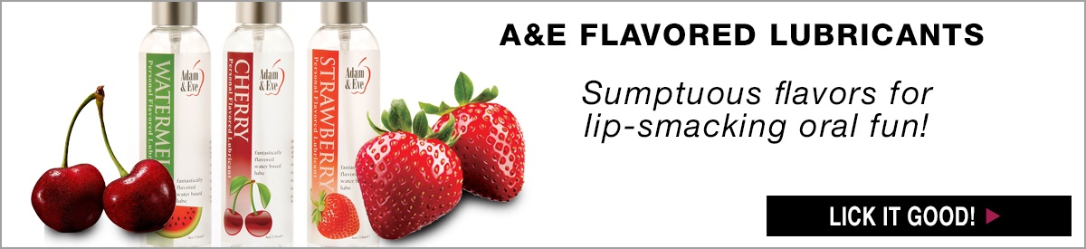 A&E Flavored Lubricants